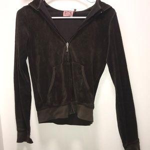 Juicy zip up/hoodie